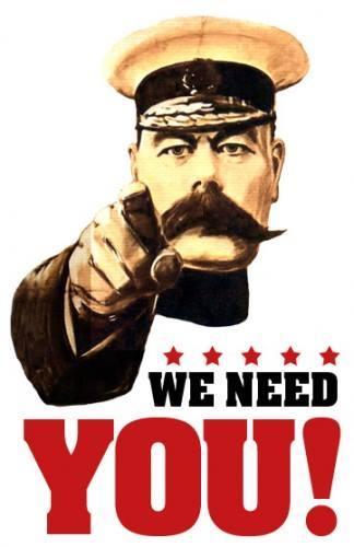 we need you,Premios 20blogs