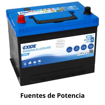 Baterías Grupo Elektra