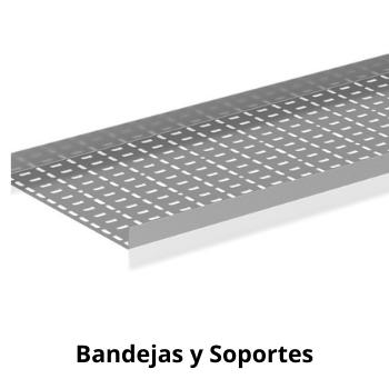 Bandejas y Soportes Grupo Elektra