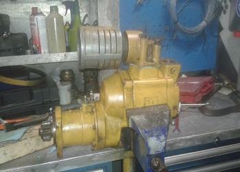 Sistema de Arranque Neumático (Air Starter System)
