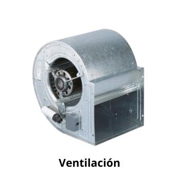 Ventilación Grupo Elektra