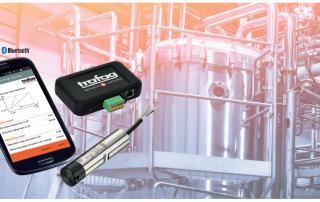 Aplicación de parametrizado y protección de cable para sondas de nivel