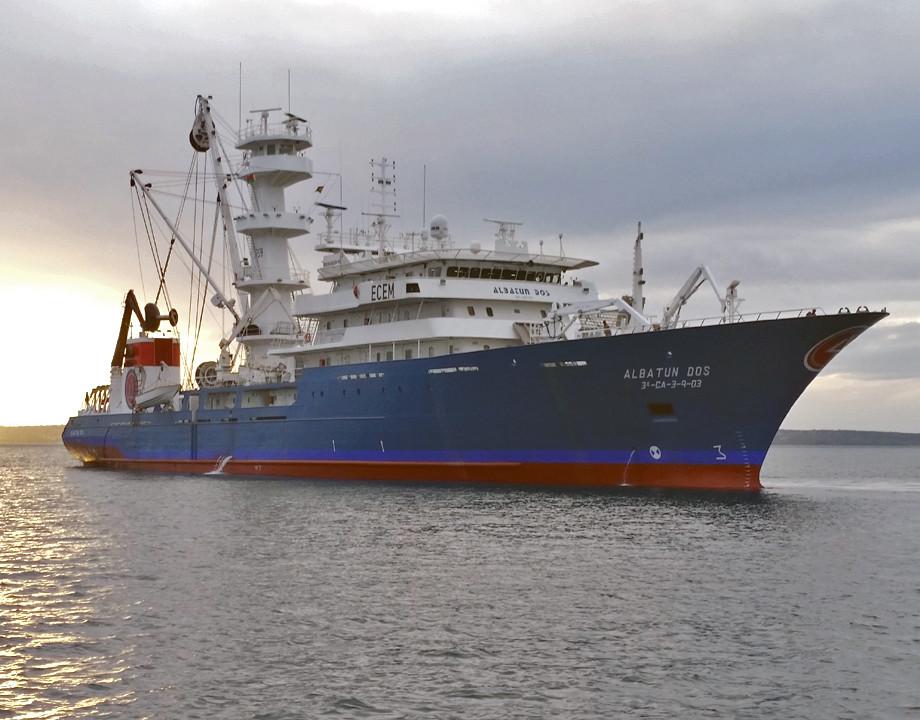 Plan de Mantenimiento del Buque (2ºParte). Buques de Pesca