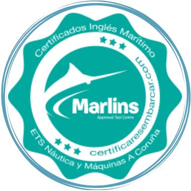Certificación Inglés Maítimo -Marlins