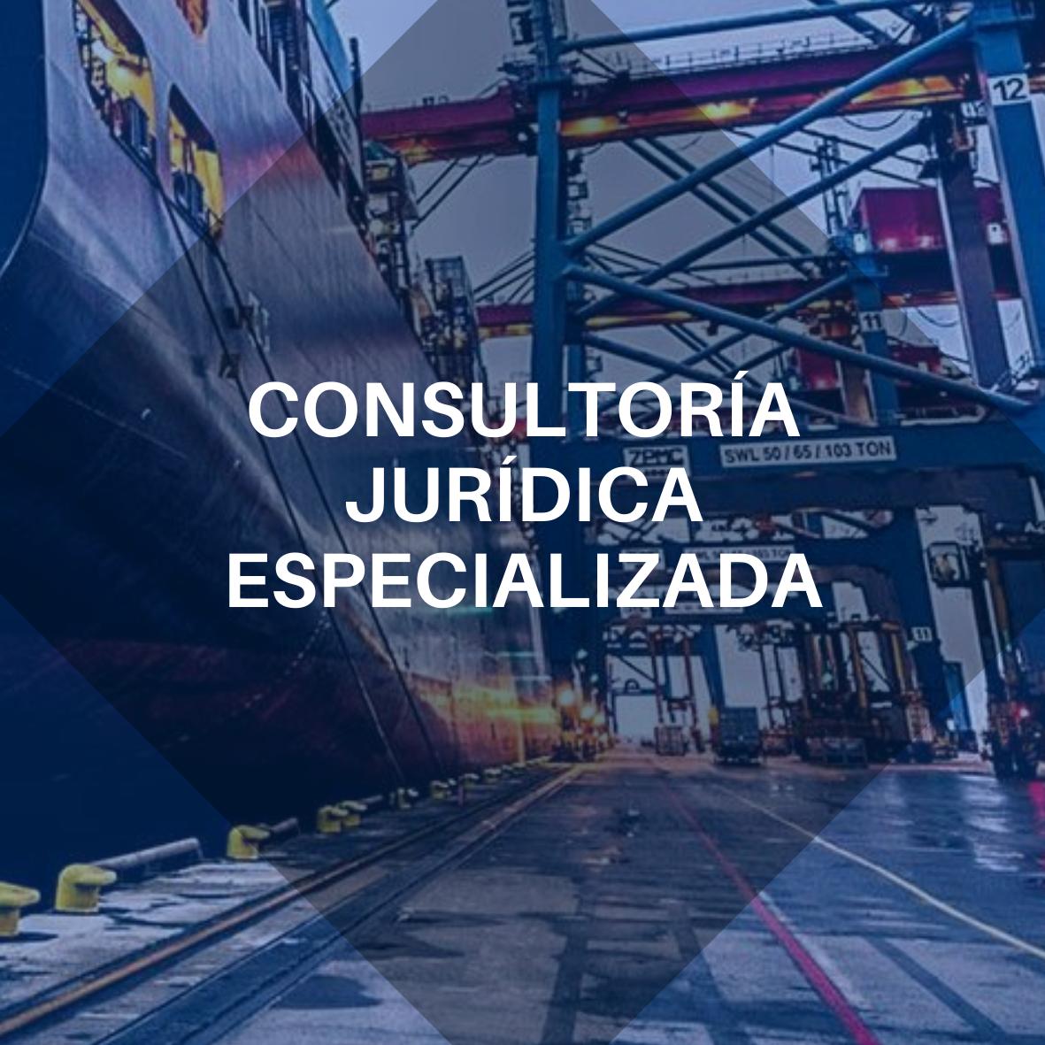 Consultoría Jurídica para Marinos