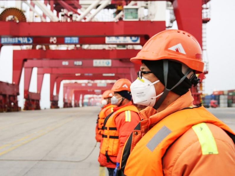 Covid transporte marítimo