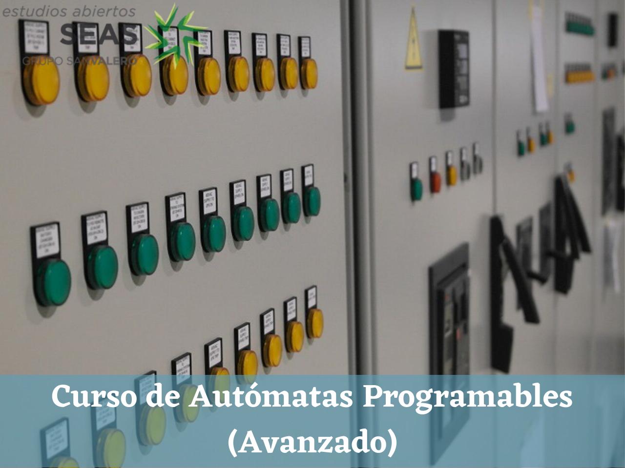 Curso de Autómatas Programables (avanzado)