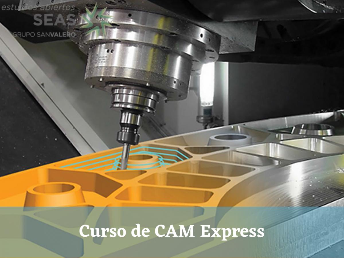Curso de CAM Express