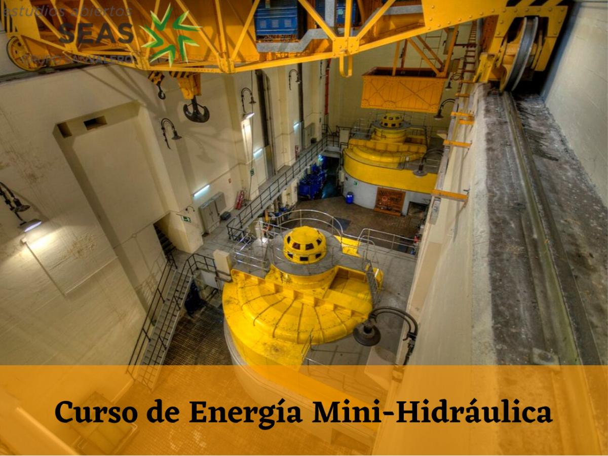 Curso de Energía Mini-hidráulica
