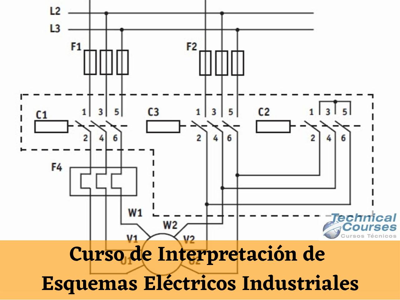 Curso de Interpretación de Esquemas Eléctricos Industriales (Cursos Manteniemiento)