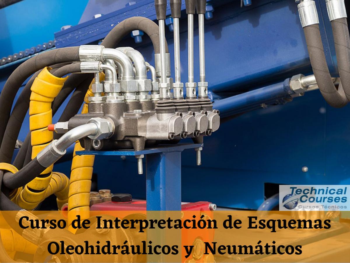 Curso de Interpretación de esquemas oleohidráulicos y neumáticos