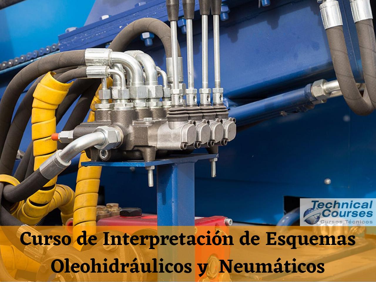 Curso de Interpretación de Esquemas Oleohidráulicos
