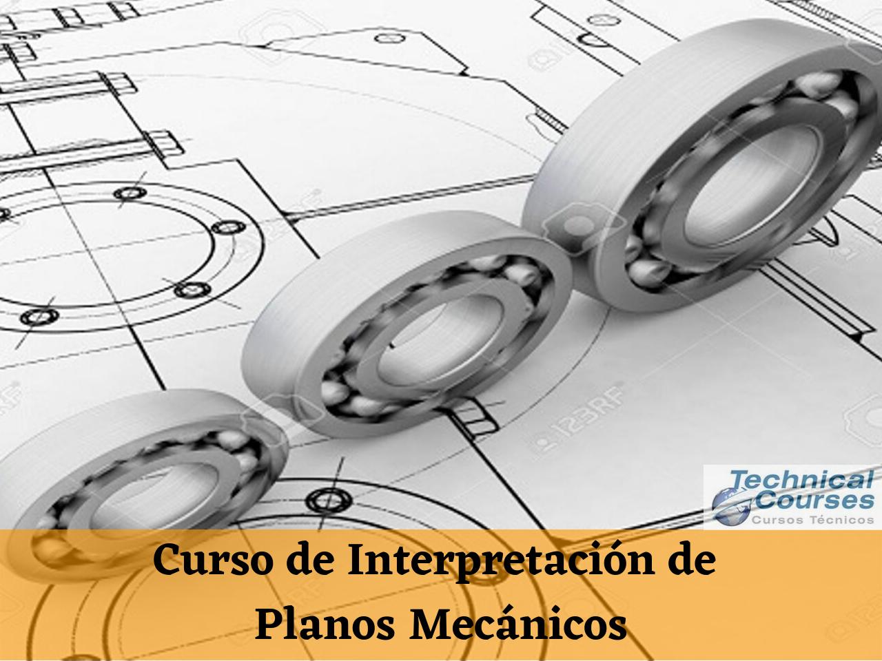 Curso de Interpretación de Planos Mecánicos