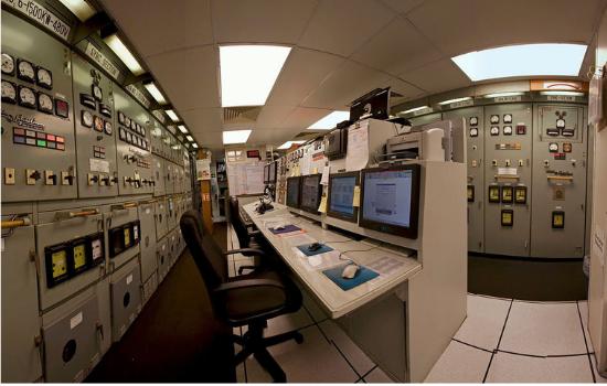 Sala de Control de Máquinas