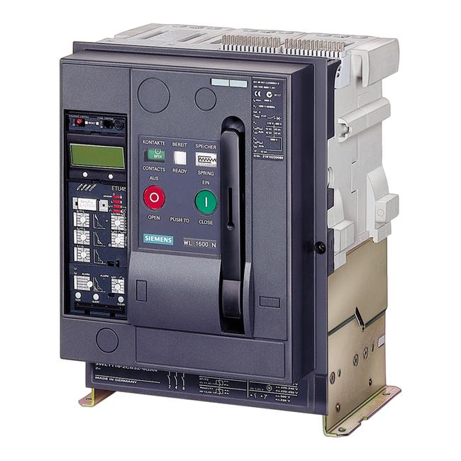 Interruptores automáticos de bastidor abierto (ACB)