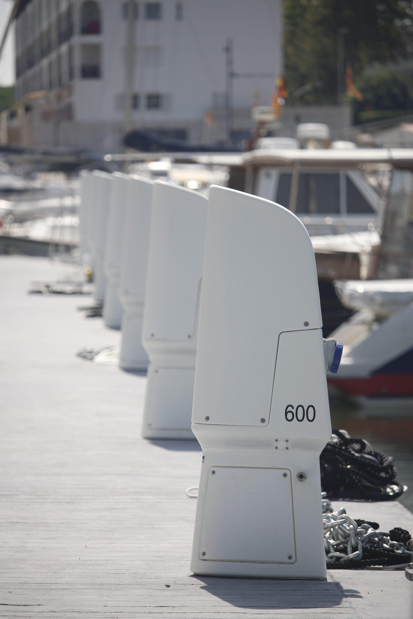 Viltec, torretas náuticas Marconn