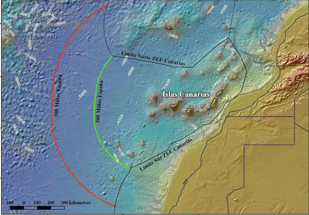 El Mar Territorial y la Zona Contigua