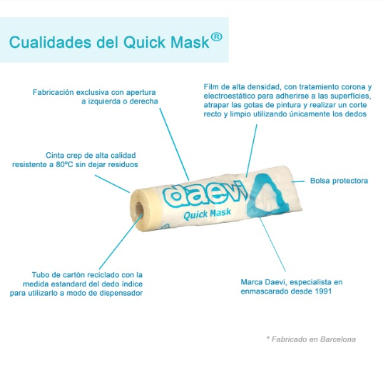 Quick mask-Daevi