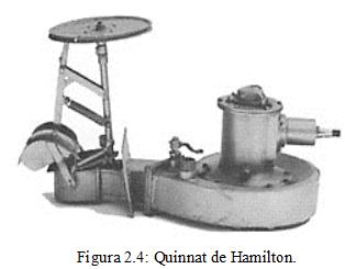 Quinnat de Hamilton