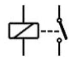 Relé símbolo