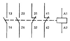 Rele simbolo2
