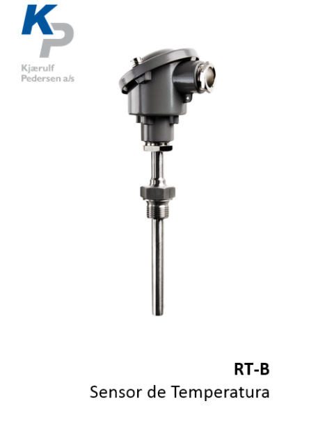 Sensor de Temperatura KP