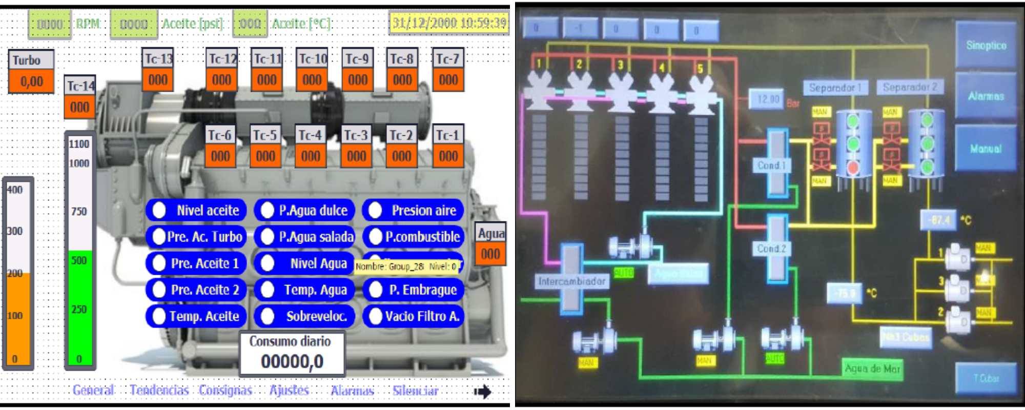 """Software de control """"On Line"""" IRBIS aplicado a la industria"""