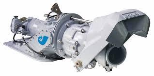 Waterjet orientable Hamilton HJ362.