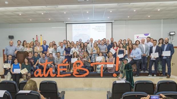 Gala entrega de premios Explorer Cádiz Atrebt