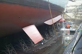 Estabilizadores del buque