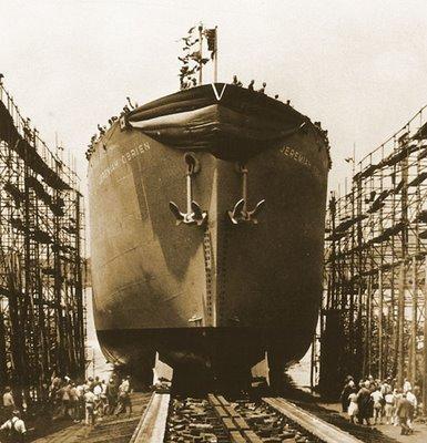 Construcción Naval. Nomenclatura Básica