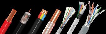 clasificación de cables