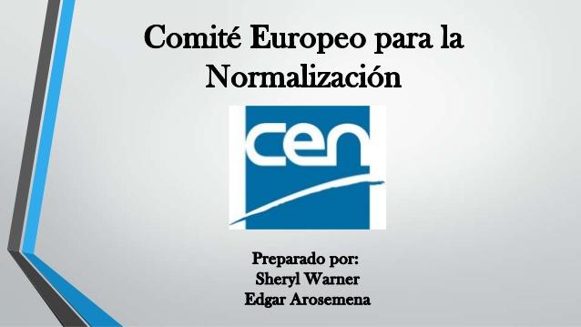 comit-europeo-para-la-normalizacin-1-638