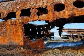 corrosion-marina
