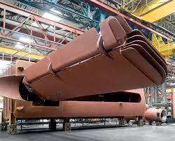 Estabilizador retráctil para buques tipo S