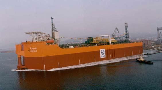 Farwah (construido en Izar, Ferrol)