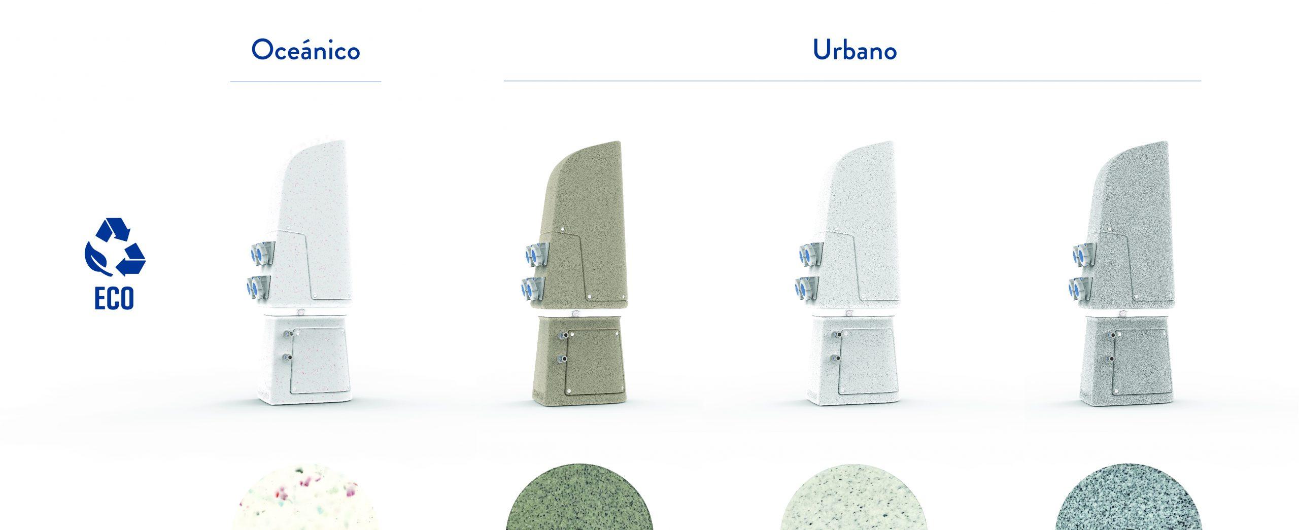 materiales sostenibles de torretas