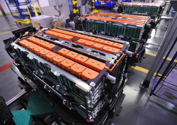 Baterías Li-S y Supercondensadores