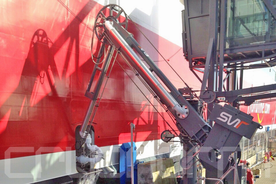 Curso STCW-LICOS [LNG Cargo Tanker & Ballast Handling Simulator]
