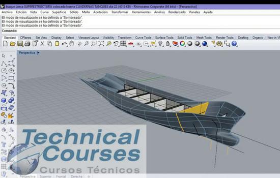 Curso de Modelado 3D con Rhinoceros 5.0