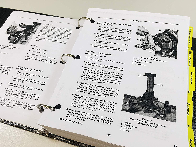 plan de mantenimiento según el fabricante